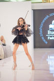 Bucharest Fashion Week 2015 Stock Image