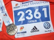 Bucharest Half Marathon 2013 Stock Photos