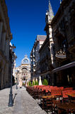 Bucharest - Historic center Stock Photography