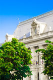 Bucharest-Hoher Gerichtshof stockbilder