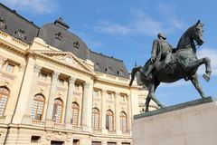 Rumänien - Bucharest royaltyfri foto