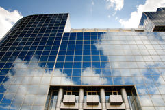 Bucharest-Industrie- und Handelskammer Lizenzfreie Stockfotografie
