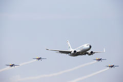 Bucharest Internaţional Airshow 2015 Royalty Free Stock Images