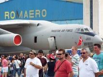 Bucharest International Air Show 2015 Stock Photos