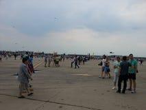 Bucharest International Air Show 2015 Stock Photo