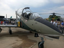 Bucharest International Air Show 2015 Royalty Free Stock Images