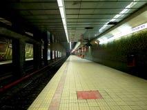 Bucharest metro Royalty Free Stock Image