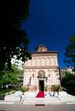 Bucharest - Michael the Brave Church Royalty Free Stock Photo