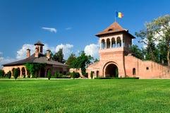 Bucharest - Mogosoaia Palace Royalty Free Stock Photo