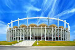 Bucharest National Arena Royalty Free Stock Photography