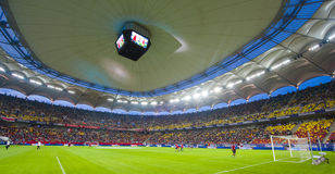 Bucharest National Arena Stock Photography