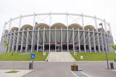 Bucharest National Arena Royalty Free Stock Photos