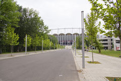 Bucharest National Arena Royalty Free Stock Images