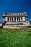 Bucharest - National Army Palace Royalty Free Stock Image