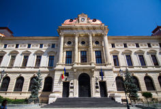Bucharest - National Bank of Romania Stock Photography