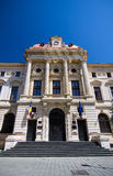 Bucharest - National Bank of Romania Stock Photo