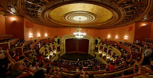 Free Bucharest National Opera Stock Image - 29350231