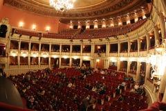 bucharest national opera στοκ φωτογραφία με δικαίωμα ελεύθερης χρήσης
