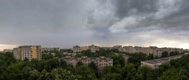 Bucharest neighborhood Stock Photo