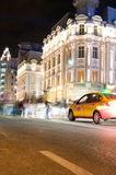 Bucharest nights Royalty Free Stock Photography
