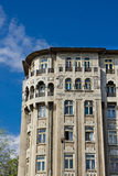 Bucharest old buildings Royalty Free Stock Photography