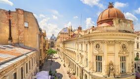 Free Bucharest Old Town - Romania Stock Photo - 119328740