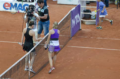 Bucharest Open 2014 - 10.07.2014(7) Royalty Free Stock Photo