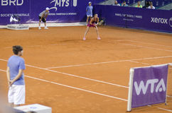 Bucharest Open 2014 - 10.07.2014(14) Royalty Free Stock Image