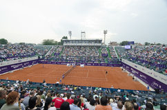 Bucharest Open 2014 - 10.07.2014(1) Royalty Free Stock Images