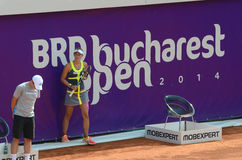 Bucharest Open 2014(2) Stock Image