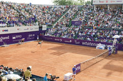 Bucharest Open 2014(4) Royalty Free Stock Photography