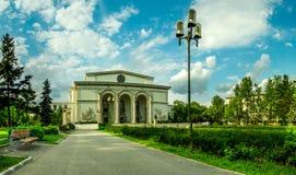 Bucharest Opera House Royalty Free Stock Photography