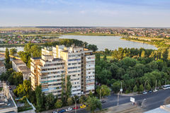 Bucharest outskirts Royalty Free Stock Image