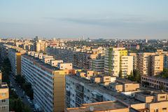 Bucharest outskirts Stock Photography