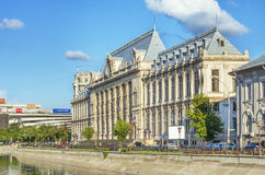 Bucharest - The Palace of Justice royalty free stock images