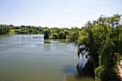 Bucharest park tematyczny Obrazy Royalty Free