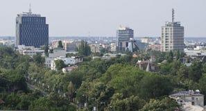 Bucharest - Piata Victoriei Stock Image