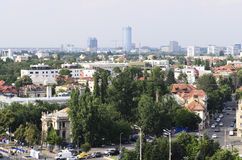 Bucharest - Piata Victoriei Royalty Free Stock Image
