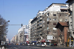 Bucharest - RAW format Royalty Free Stock Photo