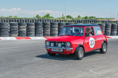 Bucharest, Romania - July 11, 2015: Retromobil Grand Prix 2015 Royalty Free Stock Images