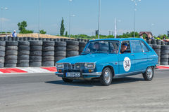 Bucharest, Romania - July 11, 2015: Retromobil Grand Prix 2015 Royalty Free Stock Images