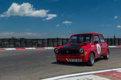 Bucharest, Romania - July 11, 2015: Retromobil Grand Prix 2015 Stock Photos