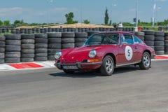Bucharest, Romania - July 11, 2015: Retromobil Grand Prix 2015 Stock Photos