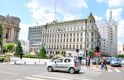 Bucharest, Romania Royalty Free Stock Photos