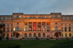 Bucharest architecture: National Museum of Art of Romania