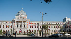 Bucharest, Romania- october 2015: VIEWS OF THE CITY OF BUCHAREST Royalty Free Stock Images