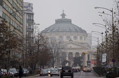 Bucharest Stock Photo