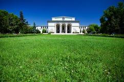 Bucharest - Romanian National Opera house Stock Images