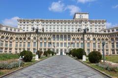 Bucharest Rumänien arkivfoto
