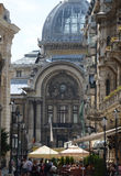 Bucharest's Old Town Stock Image